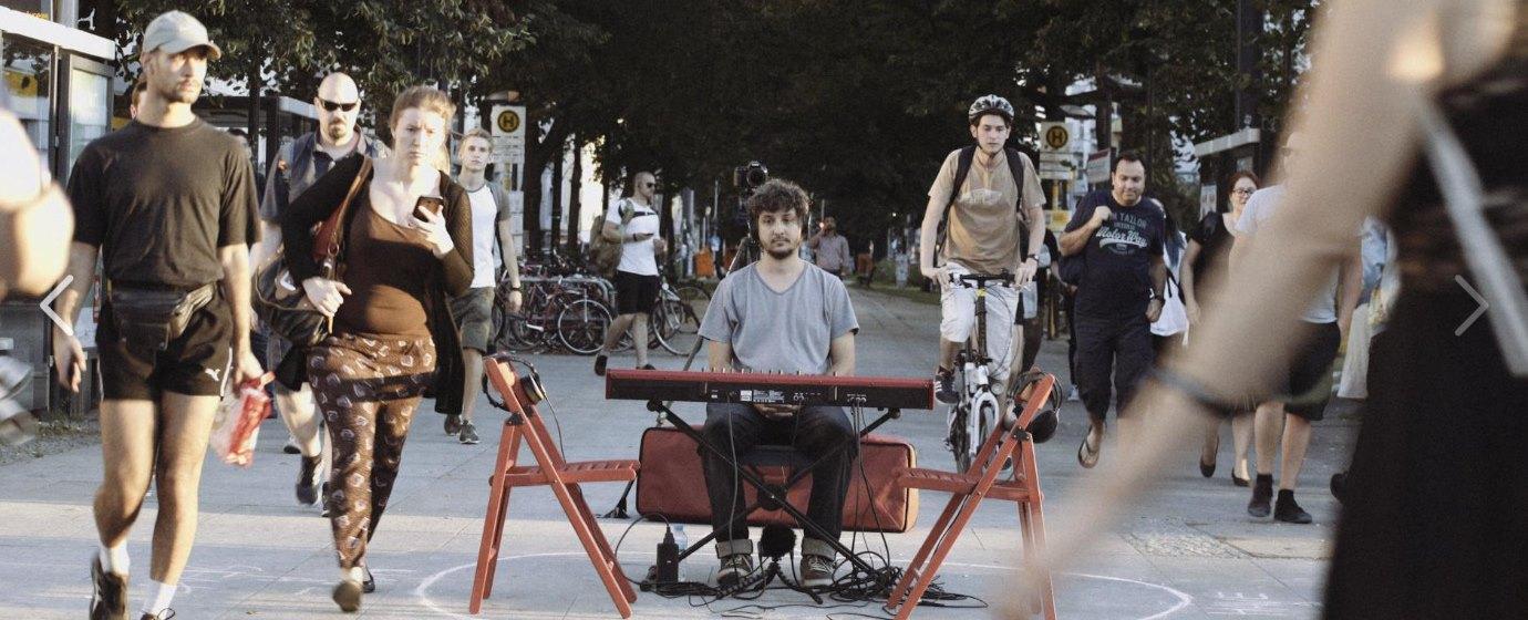 Tokyo Biennale 2020 SOCIAL DIVE Artist-in Residence Projects 映像展示