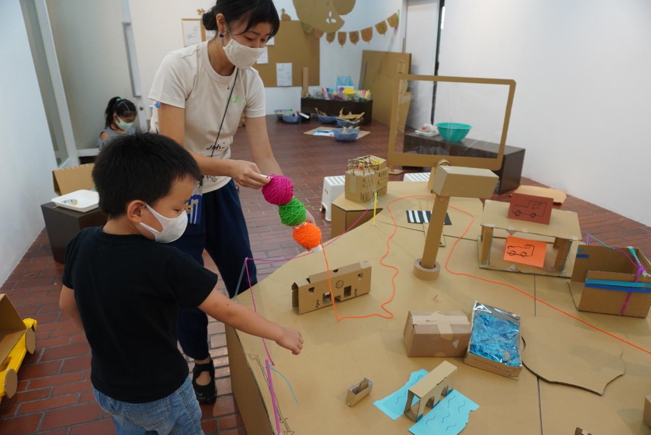 みんなの居場所「トナリ」がアーツ千代田 3331で実験的にスタートします!